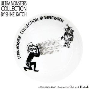 小皿[ULTRA MONSTERS COLLECTION_ウルトラセブン]