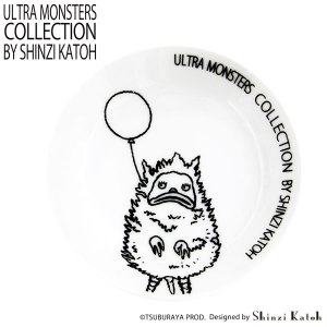 小皿[ULTRA MONSTERS COLLECTION_ピグモン]
