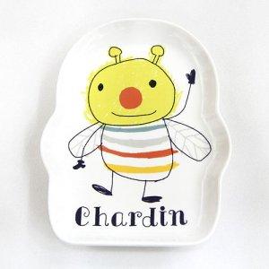 Bonne nuit プレートM[Chardin]