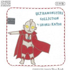 ULTRA MONSTERS COLLECTIONコミカル タオルチーフ[ウルトラマンブラザーズマント]