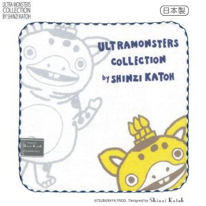 ULTRA MONSTERS COLLECTIONコミカル タオルチーフ[ブースカ]