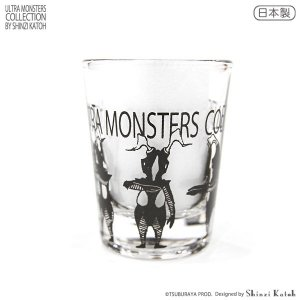 ULTRA MONSTERS COLLECTION ショットグラス[ゼットン]