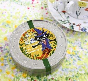 Shinzi Katoh Tea [長靴をはいた猫のこだわりストロベリーティー]