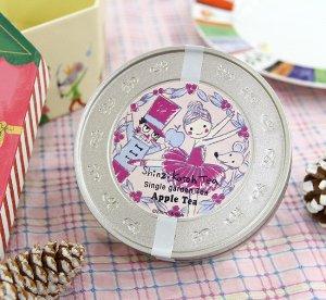 Shinzi Katoh Tea [くるみ割り人形と楽しいアップルティー]