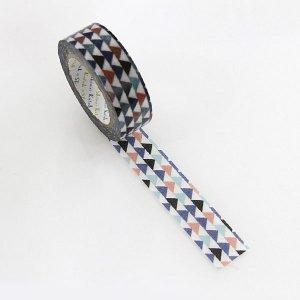 【ゆうパケット対応】マスキングテープ(15mm幅)[triangle]