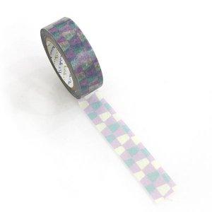 【ゆうパケット対応】マスキングテープ(15mm幅)[square]