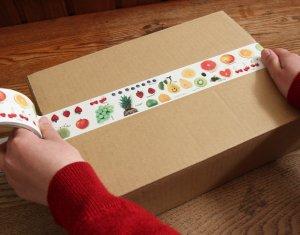 デザインクラフトテープ 45mm幅[fruits]