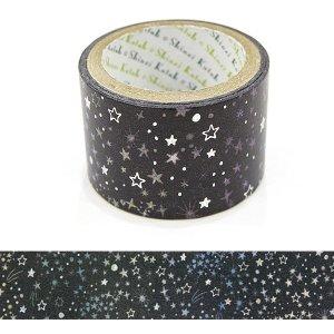 きらぴかマスキングテープ 27mm幅[starlight]
