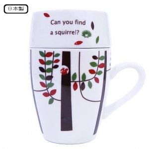 カフェマグカラフル_squirrel
