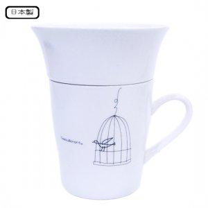 カフェマグモノトーン_bird cage