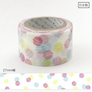 いろは和紙テープ(27mm幅)[鈴ラムネ]