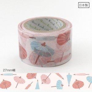 いろは和紙テープ(27mm幅)[番傘]