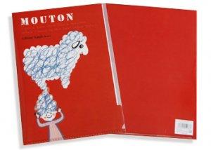 クリアファイル_mouton