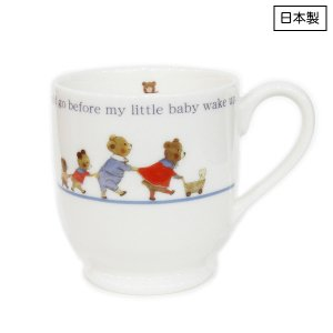 Little Bear March Mug[March_Blue]