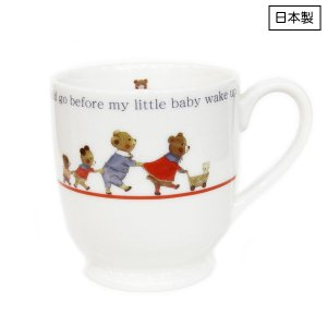 Little Bear March Mug[March_Red]