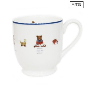 Little Bear March Mug[Favorite things_Blue]