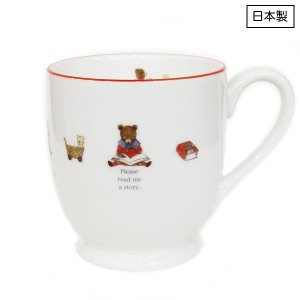 Little Bear March Mug[Favorite things_Red]