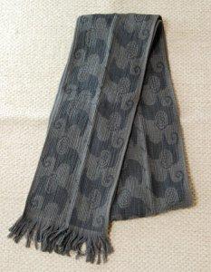 タオルマフラー(秋冬用) カラー:シャドー