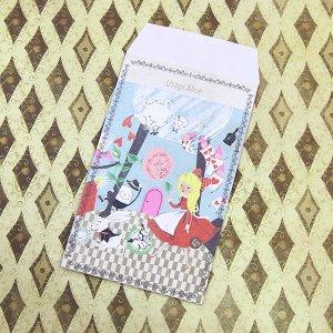 ポチ袋(小) アリス-02 3枚入