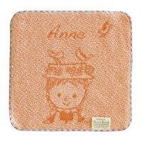 赤毛のアンシルキーチーフ[flower hat]