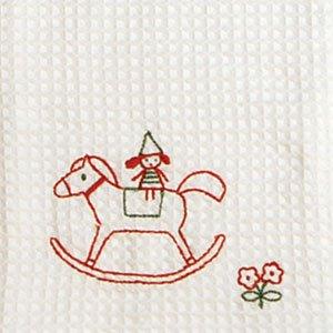 ふきぴか 刺繍タイプ[リトルガール]