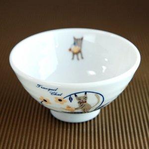 茶碗 Sサイズ[トランキールキャット]