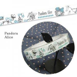 【ゆうパケット対応】デコテープ[Pandora Alice]