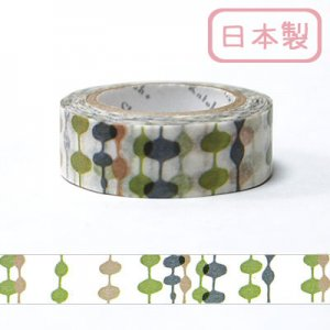 【ゆうパケット対応】マスキングテープ(15mm幅)[geometa1]