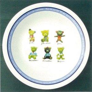 WBカレー&スープ皿
