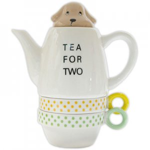Tea For Two[Miniature dachshund]