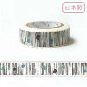 【ゆうパケット対応】いろは和紙テープ(15mm幅)[紙吹雪]