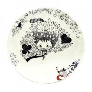 デザートプレート(A)[Cheshire cat]