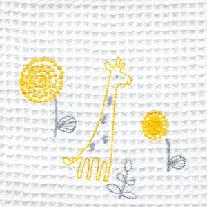 ふきぴか 刺繍タイプ[ピグミージラフ]