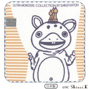 ULTRA MONSTERS COLLECTION タオルチーフ[ブースカ2]