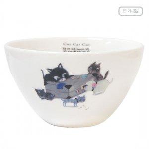 Cat Cat Cat ボウル[トランク]
