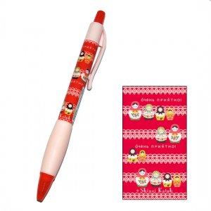 【ゆうパケット対応】シャープペン/ボールペン_Dolls