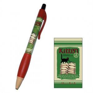 【ゆうパケット対応】シャープペン/ボールペン_Portobello cat