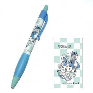 【ゆうパケット対応】ボールペン_Usagi Alice