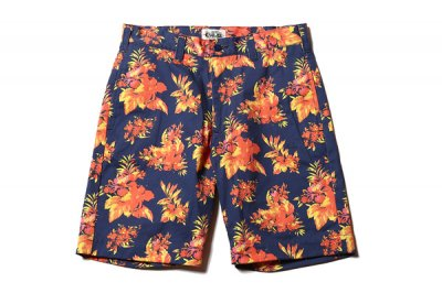 <img class='new_mark_img1' src='//img.shop-pro.jp/img/new/icons50.gif' style='border:none;display:inline;margin:0px;padding:0px;width:auto;' />Hawaiian pattern short pants(CALEE)