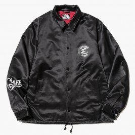 <img class='new_mark_img1' src='//img.shop-pro.jp/img/new/icons1.gif' style='border:none;display:inline;margin:0px;padding:0px;width:auto;' />CALEE / FULL METAL JACKET Collaborate coach jacket