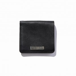 <img class='new_mark_img1' src='https://img.shop-pro.jp/img/new/icons1.gif' style='border:none;display:inline;margin:0px;padding:0px;width:auto;' />CALEE / Silver plate leather short wallet