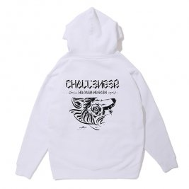 <img class='new_mark_img1' src='https://img.shop-pro.jp/img/new/icons50.gif' style='border:none;display:inline;margin:0px;padding:0px;width:auto;' />CHALLENGER / WOLF HOODIE