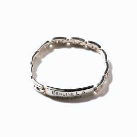 <img class='new_mark_img1' src='https://img.shop-pro.jp/img/new/icons1.gif' style='border:none;display:inline;margin:0px;padding:0px;width:auto;' />CALEE / Silver plate chain bracelet
