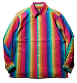 <img class='new_mark_img1' src='https://img.shop-pro.jp/img/new/icons1.gif' style='border:none;display:inline;margin:0px;padding:0px;width:auto;' />India Stripe Shirts