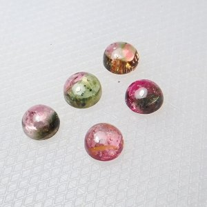 宝石質バイカラートルマリンオリジナルリング