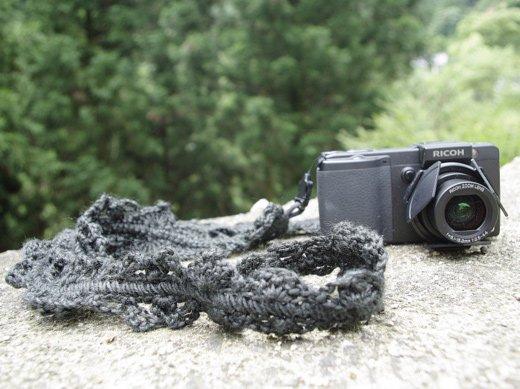 ヘンプ(麻)  カメラ ストラップ|ヘリ...