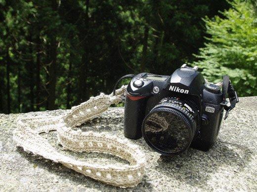 ヘンプ(麻)  カメラ ストラップ|ソウ