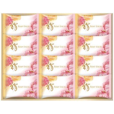 クラシエ 絹石鹸 エクセルソープセットKES15 [10]