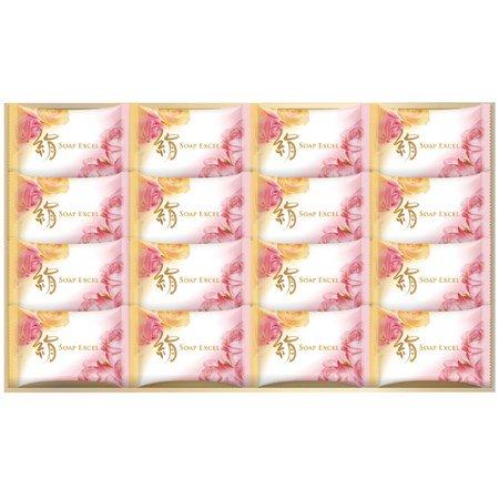 クラシエ 絹石鹸 エクセルソープセット KES20 [8]