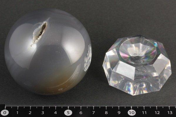 アゲート(瑪瑙) 丸玉 65mm